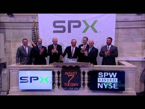 SPX Corporation Celebrates 100th Anniversary