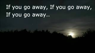 Watch Julio Iglesias If You Go Away video
