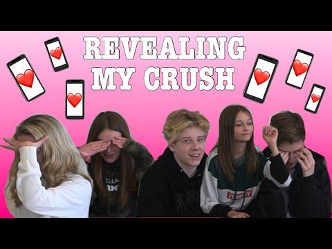 My CRUSH'S FACE REVEAL **Trivia Challenge**   Jenna Davis