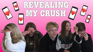 My CRUSH'S FACE REVEAL **Trivia Challenge** | Jenna Davis