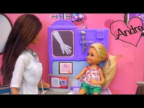 Historias para niñas y niños con muñecas y juguetes de Barbie y su hermana Chelsea