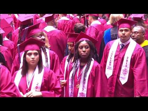 Skyline High School Graduation 2017
