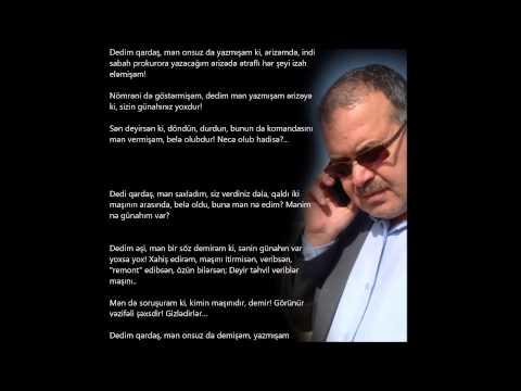 Qurban Məmmədov və Qiyasov Miraqil Mirkamal oğlu...