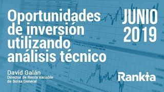 Oportunidades de inversión utilizando análisis técnico con David Galán Junio