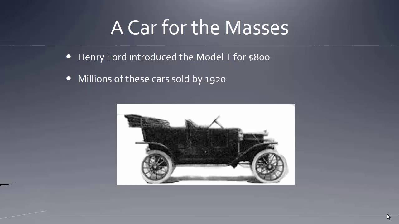 car invention ppt - YouTube