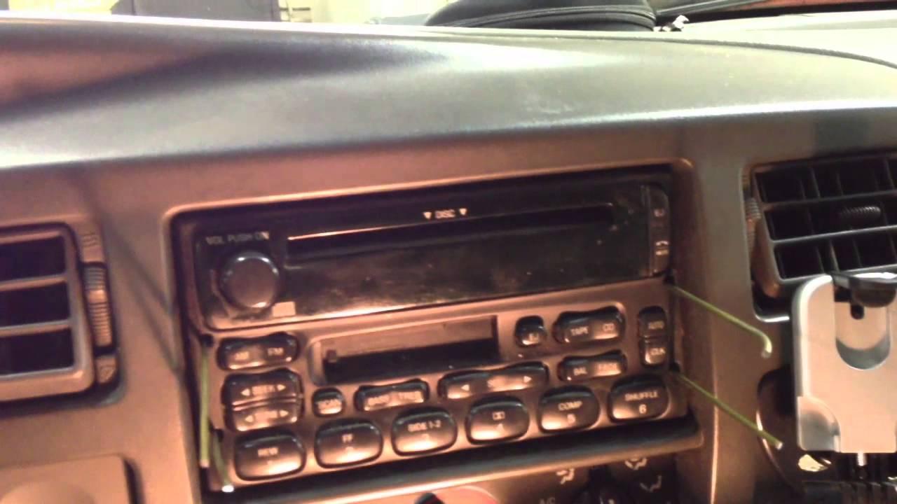 2003 ford e350 dash [ 1280 x 720 Pixel ]