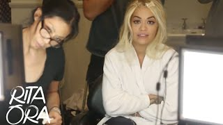 RITA ORA | X Factor First Live Show (Part 2) [Dressing Room Diaries]
