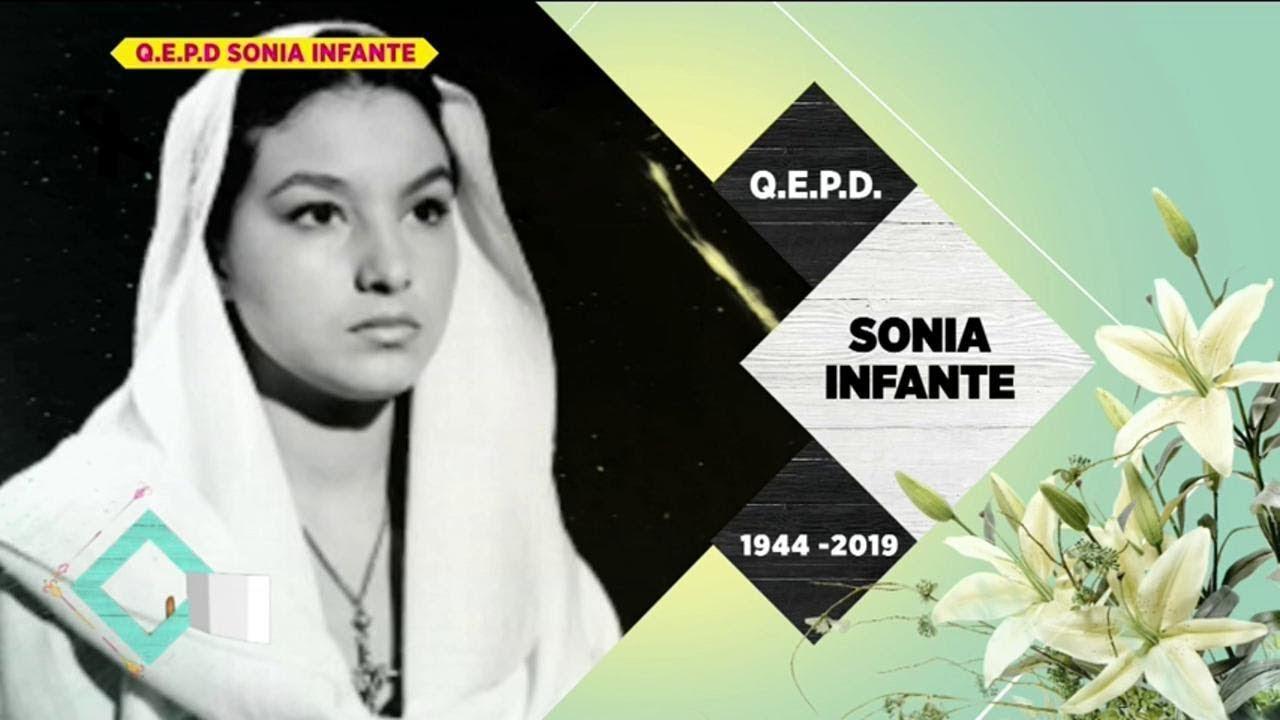Fallece la actriz Sonia Infante a los 75 años de edad y así la recordamos | De Primera Mano