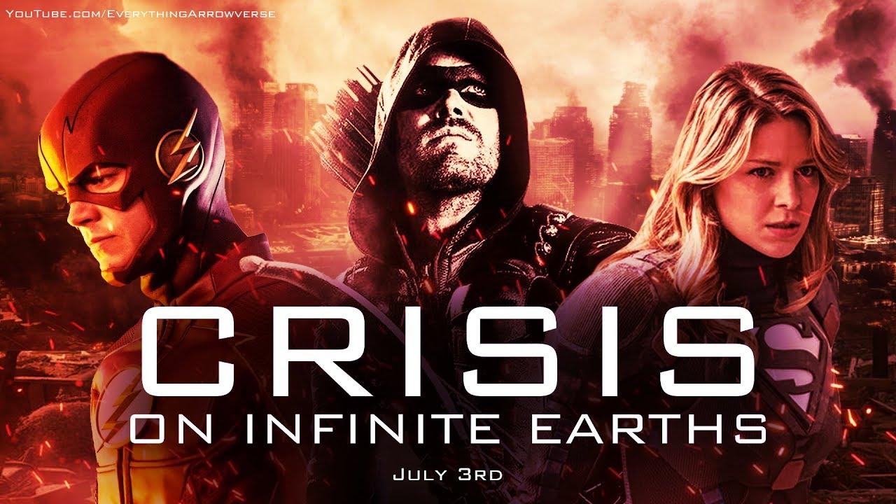 Download Crisis on Infinite Earths Trailer (Fan Made)