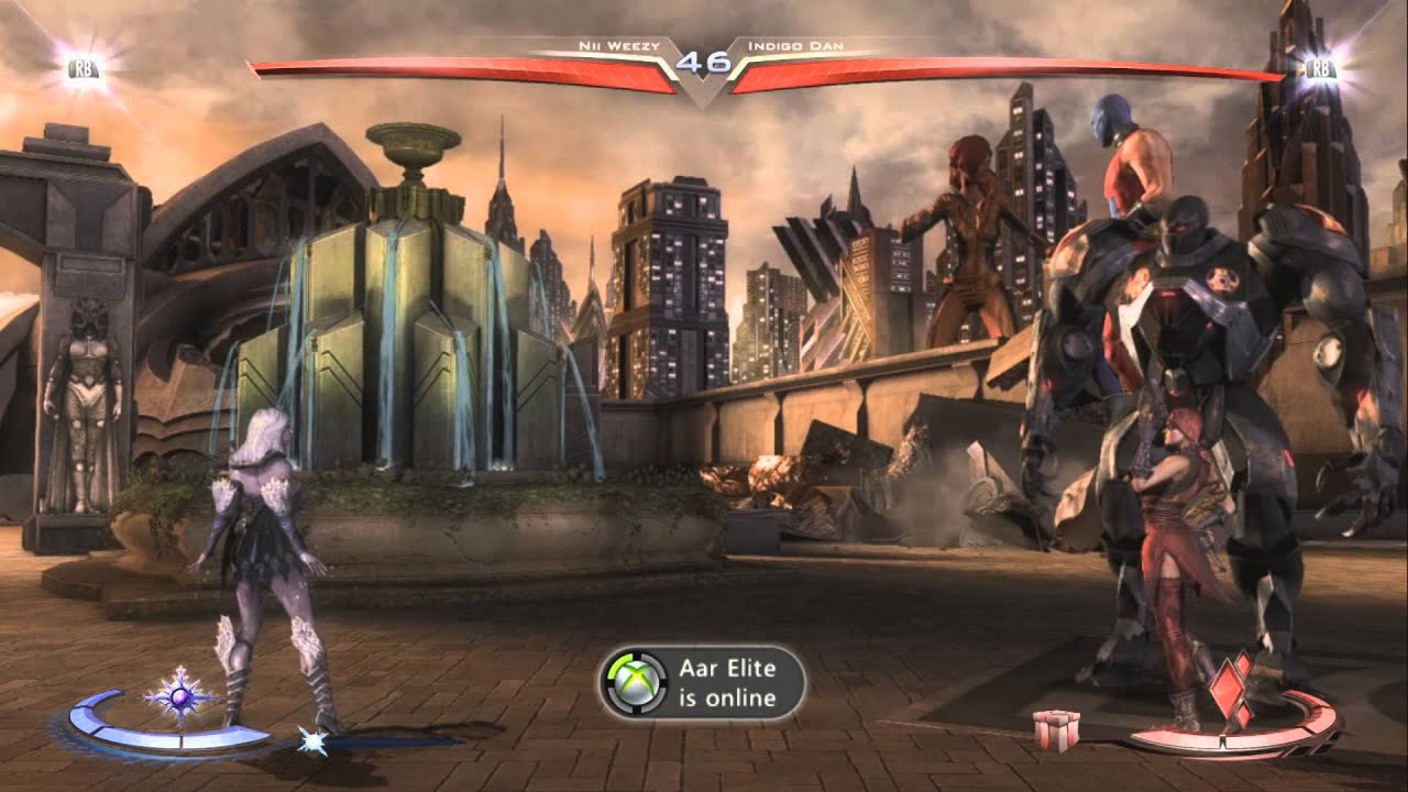 Injustice Gods Among Us 2 Xbox 360