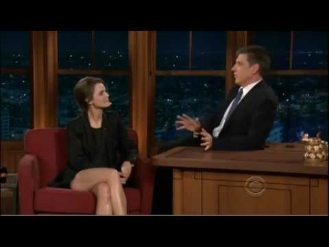 Gorgeous Keri Russell Is Shy About Her Legs