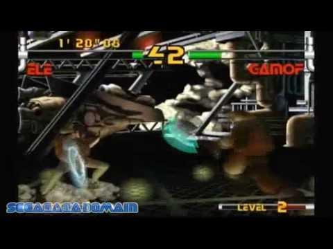 Star Gladiator 2 Dreamcast Gameplay