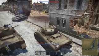 War Thunder Présentation M4A1 - M4 Sherman FR