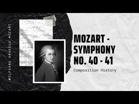 Mozart - Symphony No. 40 - 41