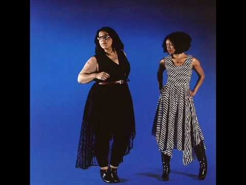 Brittany Howard & Ruby Amanfu -I wonder 2013