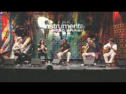 Choro Ensemble | Programa Instrumental Sesc Brasil