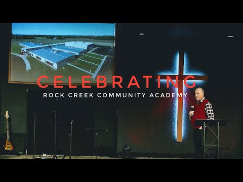 Celebrating Rock Creek Community Academy