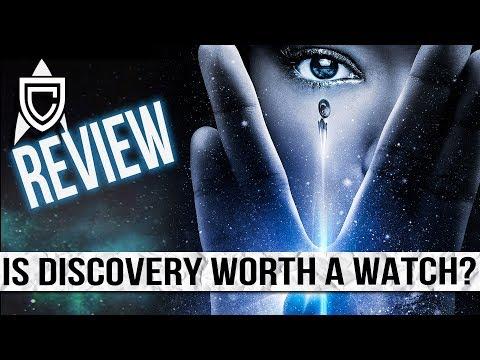 DISCOVERY : Season 01 Spoiler Free