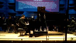 Michael Bulychev-Okser performs Rhapsody in Blue