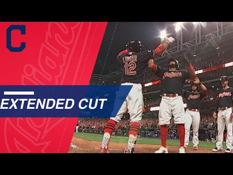 Extended Cut of Chisenhall's HBP, Lindor's grand slam