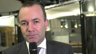 Manfred Weber im Kontrovers-Interview: