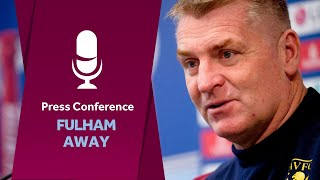 PRESS CONFERENCE | Dean Smith on FA Cup 3rd Round