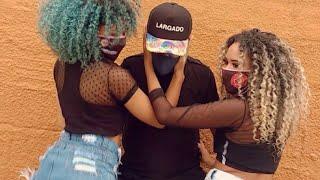 🔵 Menina Levada - Brega Funk - Coreografia - MC Reizin | Edson Cicinho