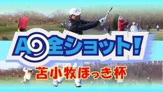 2012年 過去最長動画!227名、A9全ショット /糸井の森パークゴルフ