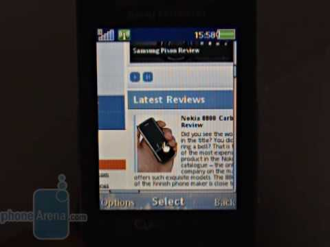 Sony-Ericsson C905 Revew