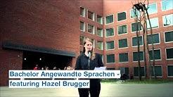 Bachelor Angewandte Sprachen – featuring Hazel Brugger