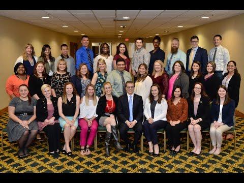 Milken Educator Award Moments 2016-17
