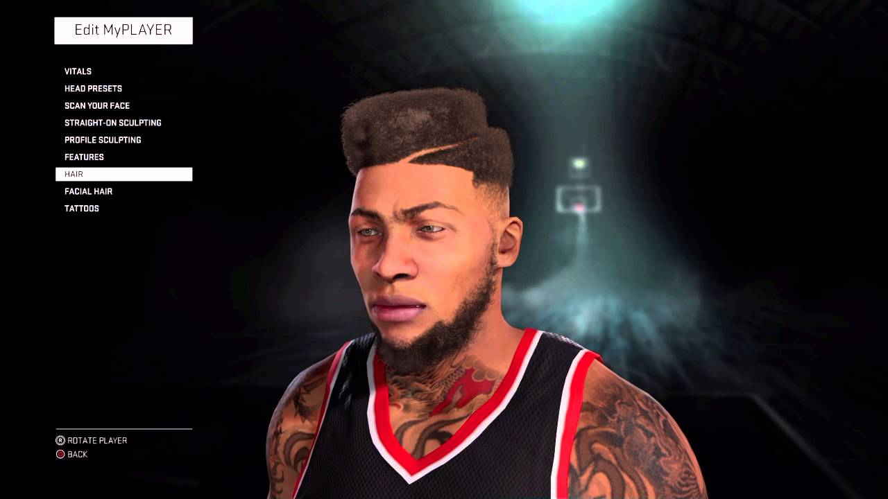 Nba 2K16 | Juice Hair Cut Glitch | ALL CREDIT GOES TOO YRNDJ GO ...