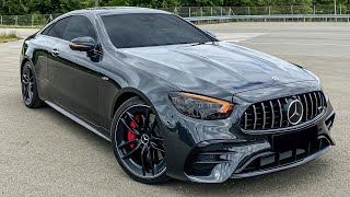 ALL NEW 2021 E53 AMG COUPE! Walkaround +  First SOUNDCHECK!