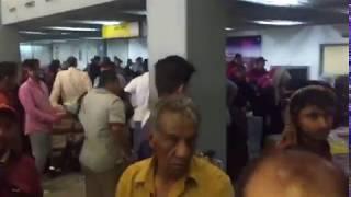 طيران اليمنية تحتجز عفش المسافرين لفترة تتجاز 3 أيام