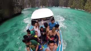 GoPro Adventure  Hatyai-Krabi Thailand (GoPro Hero 3+)