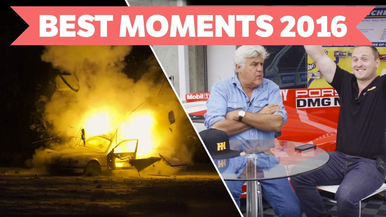 The 10 Most Epic Car Throttle Moments Of 2016