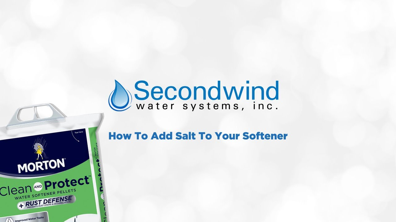 How To Check The Salt Level In Your Water Softener