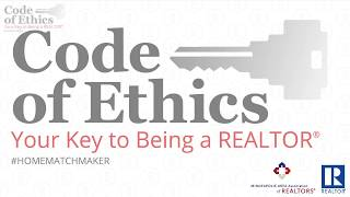 Satisfying Your Code of Ethics Requirement 2017 - 18