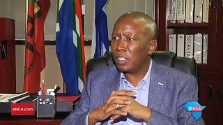 Malema reflects on party's future on Red Berets' birthday