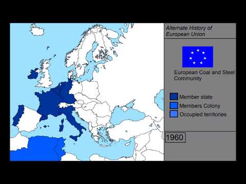 Alternate History of European Union
