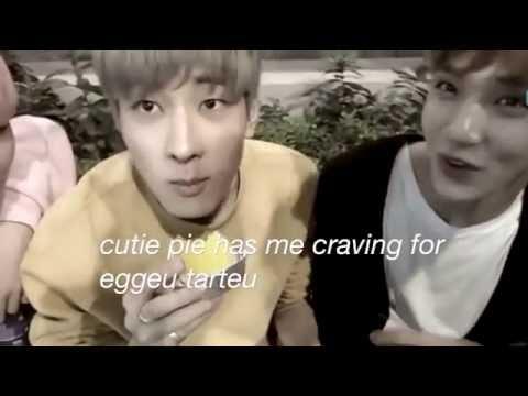 Wonwoo-ah! Why so precious? (feat. Seventeen)