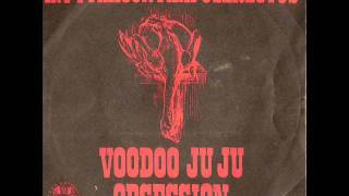 k.pythacunthapuserectus - voodoo ju ju obsession part 1 (1969)
