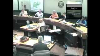 El Dorado County, CA Board of Supervisors Meeting 9/24/12