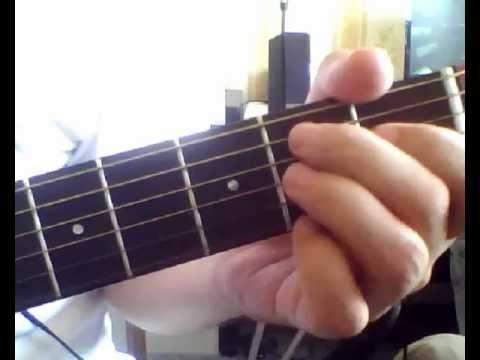 Агата Кристи - Ковер-вертолет (Аккорды на гитаре Em и Am)