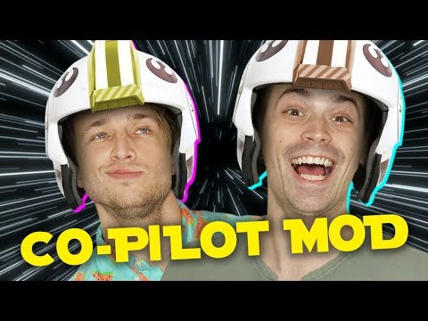 Download Youtube: STAR WARS CO-PILOTS!