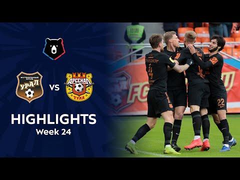 Ural Arsenal Tula Goals And Highlights