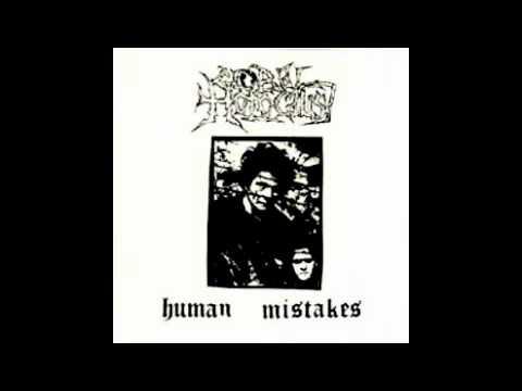 Global Holocaust - Human Mistakes