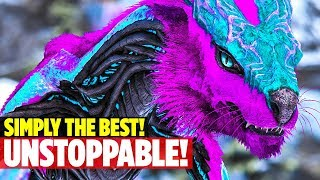 MANAGARMR - THE ULTIMATE DINO! Everything You Need To Know! Ark: Survival Evolved Extinction