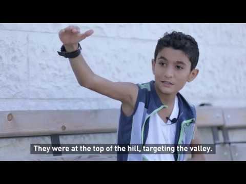 Meet Abdallah - MSF's Amman Reconstructive Surgery Hospital