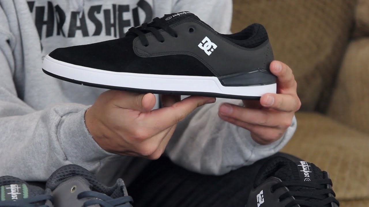 DC Mikey Taylor 2 Skate Shoes Review Tactics